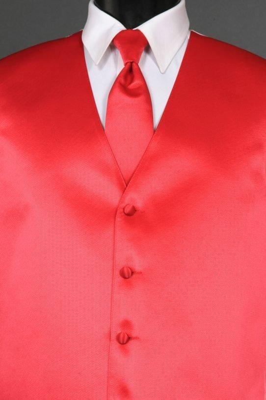 Vests Watermelon Solid Vest