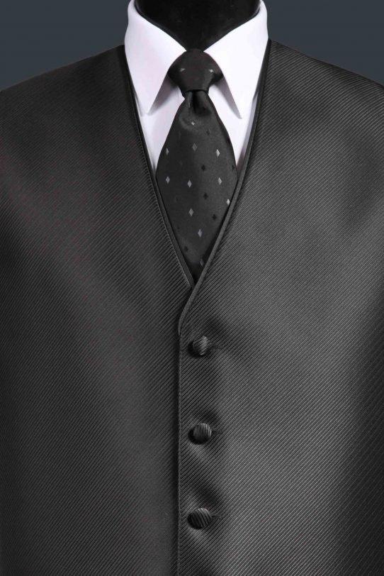 Vests Black Synergy Vest
