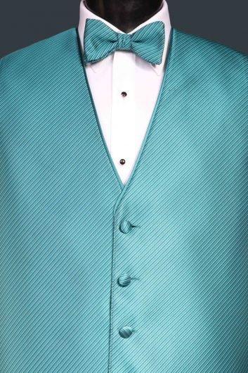 Dark Teal Synergy Vest