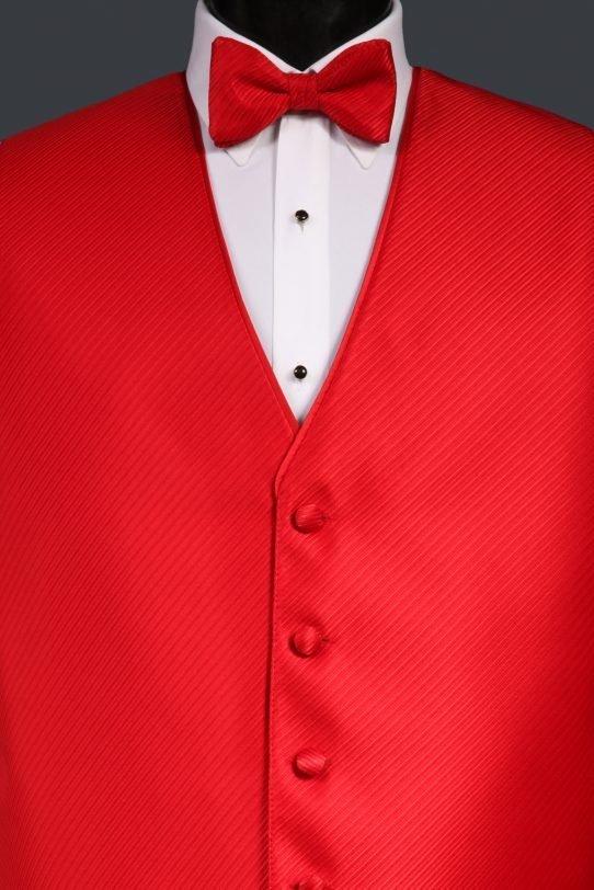 Ferrari Red Synergy Vest