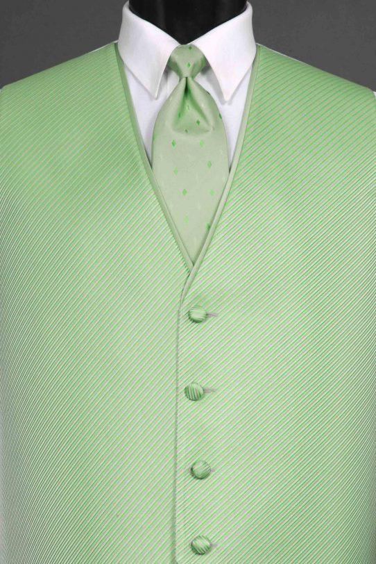 Vests Lime Green Synergy Vest