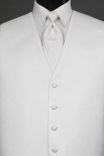 Vests Pure White Synergy Vest