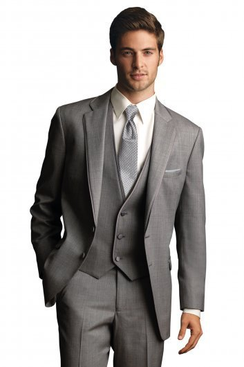 Heather Grey Allure by Allure Men