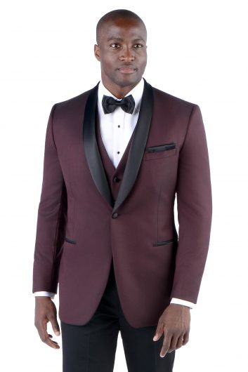 All Styles Burgundy Camden by Ike Behar