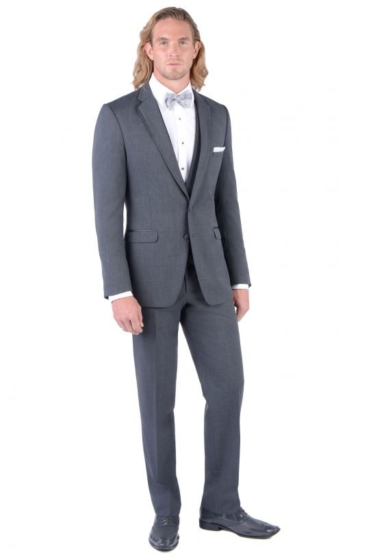 Steel Grey Allure by Allure Men